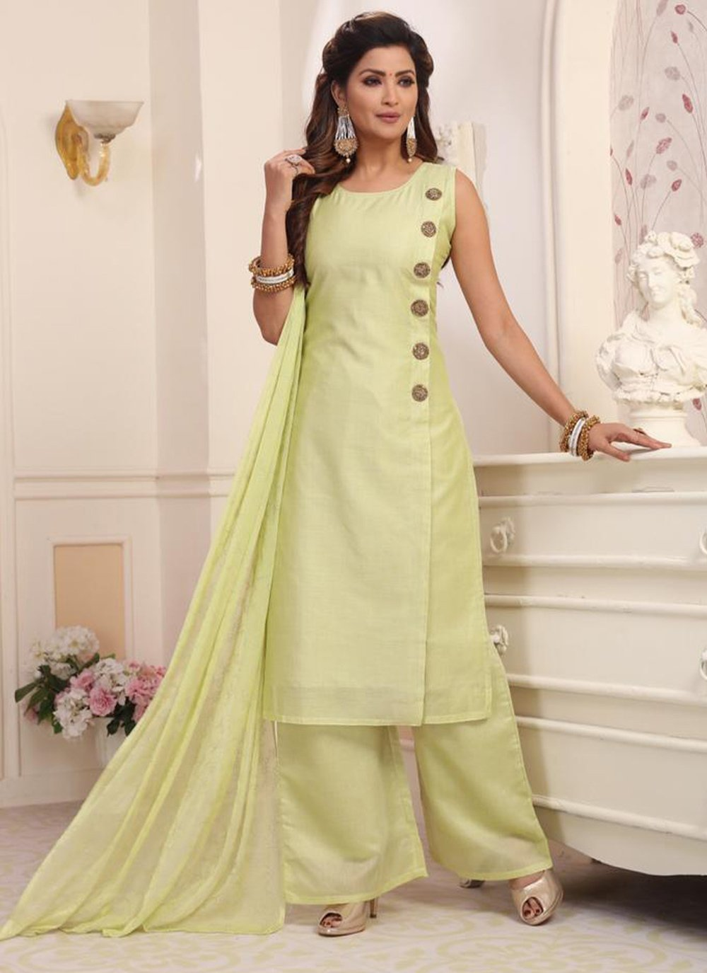 Embroidered Trendy Salwar Kameez