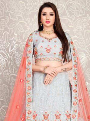 Embroidered Wedding Bollywood Lehenga Choli
