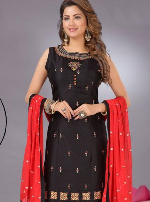 Embroidered Wedding Designer Salwar Kameez