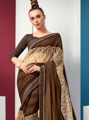 Fancy Classic Designer Saree