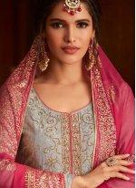 Georgette Bridal Salwar Suit