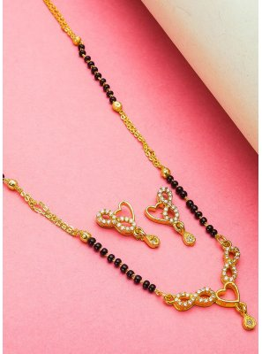 Gold Casual Mangalsutra