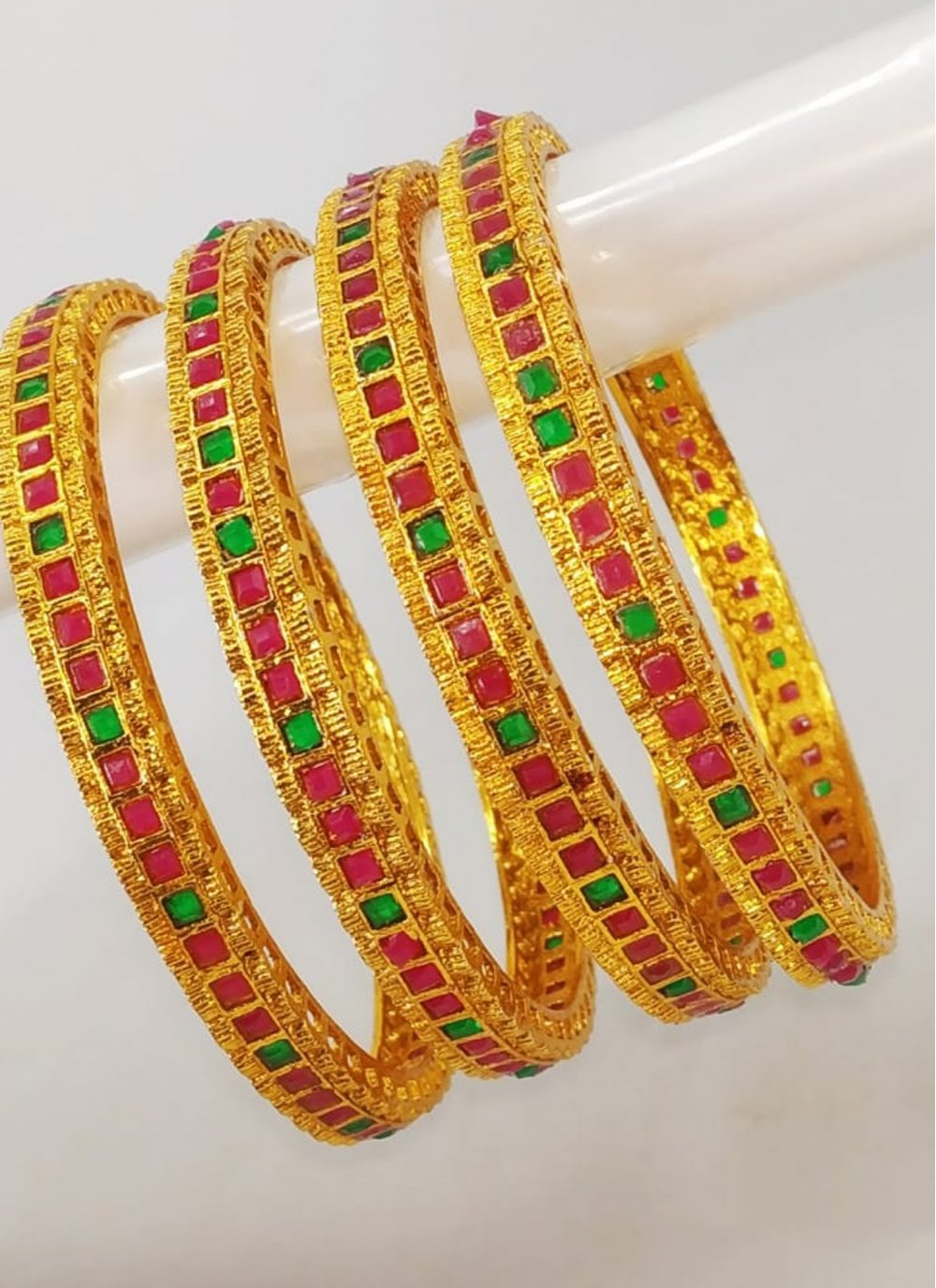 Gold Color Bangles