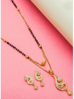 Gold Party Mangalsutra