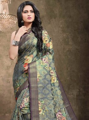 Jacquard Ceremonial Traditional Designer Saree