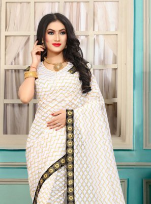 Jacquard Festival Bollywood Saree
