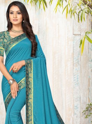 Lace Casual Designer Saree