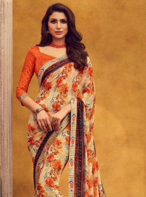 Lace Designer Bollywood Saree