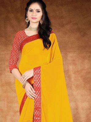 Lace Designer Saree