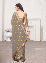 Lace Party Trendy Saree