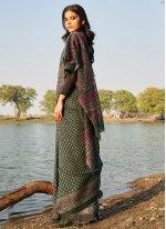Linen Festival Trendy Saree