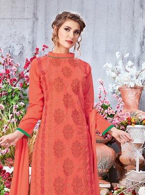 Mauve  Color Salwar Suit
