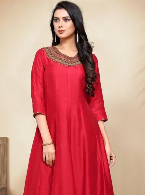 Moti Casual Party Wear Kurti