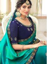 Multi Colour Color Bollywood Saree