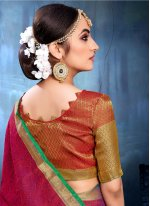 Multi Colour Color Saree