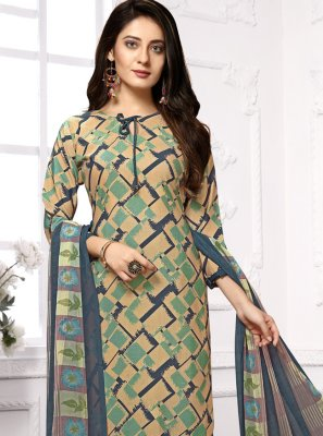 Multi Colour Festival Salwar Kameez