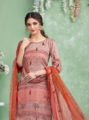 Multi Colour Party Palazzo Salwar Kameez