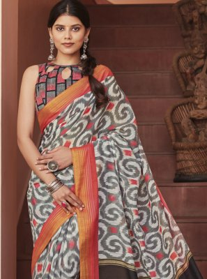 Multi Colour Saree