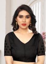 Net Contemporary Saree