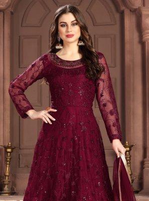 Net Designer Salwar Suit