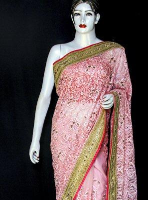 Net Designer Saree