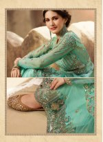 Net Party Trendy Salwar Suit