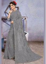 Net Sangeet Classic Saree