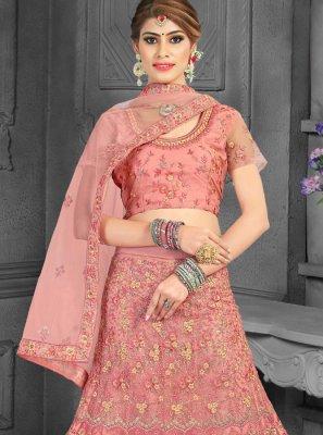 Net Sangeet Designer Lehenga Choli