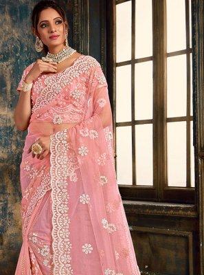 Net Traditional Saree