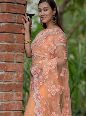Net Wedding Classic Saree