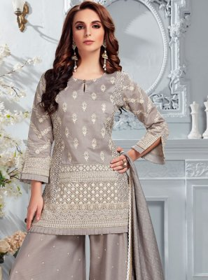 Palazzo Salwar Kameez For Wedding