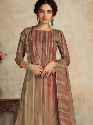 Palazzo Salwar Suit For Casual