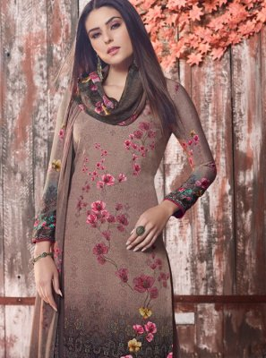 Palazzo Suit For Mehndi
