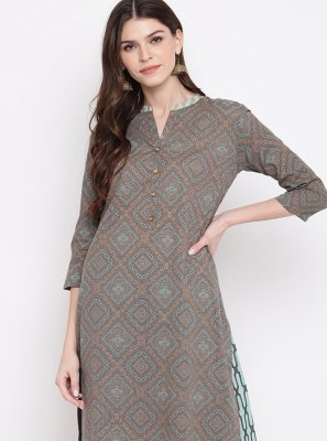 Party Wear Kurti For Casual