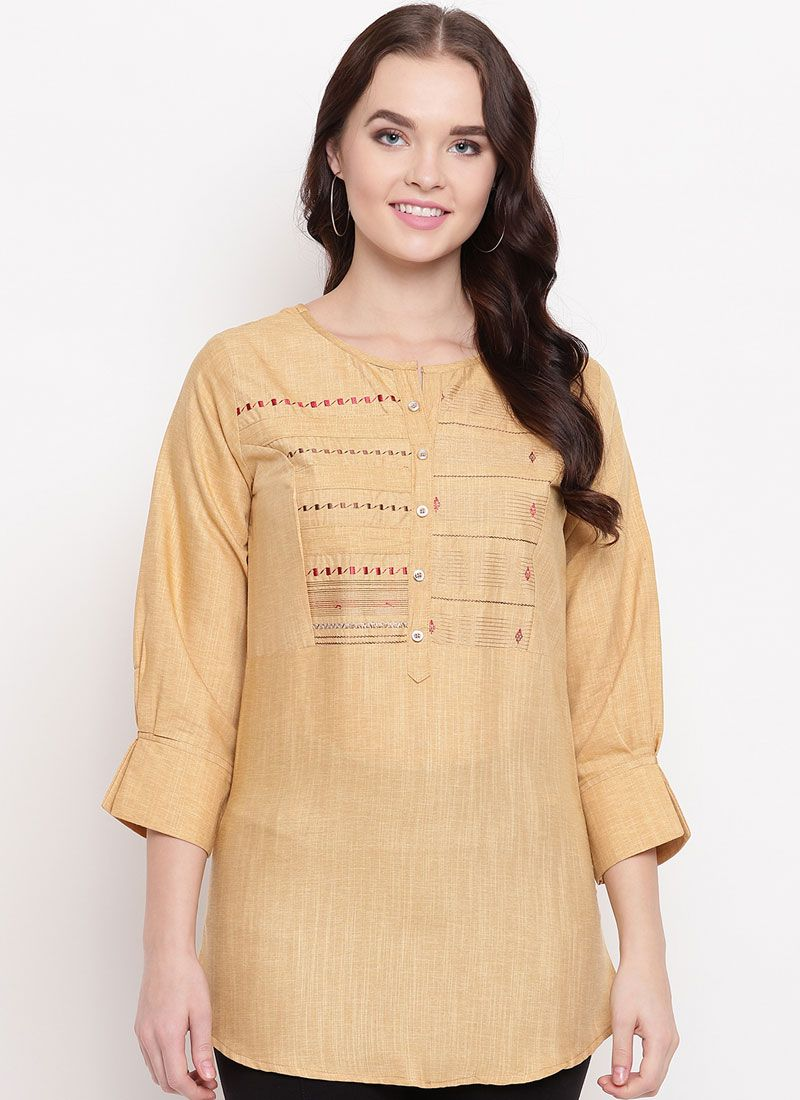 Party Wear Kurti For Ceremonial