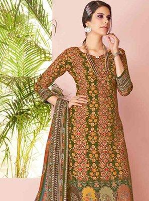 Pashmina Festival Designer Salwar Suit