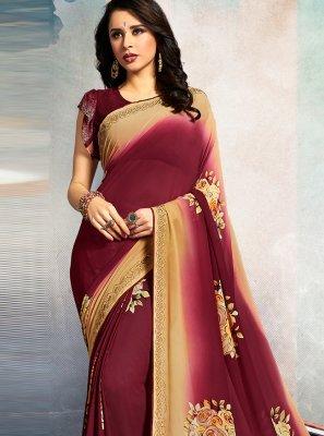 Pink Classic Saree