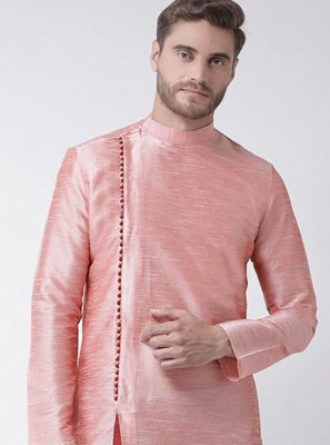Pink Color Kurta