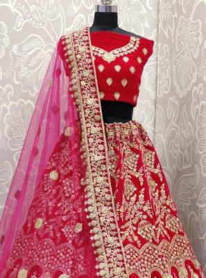 Pink Diamond Designer Lehenga Choli