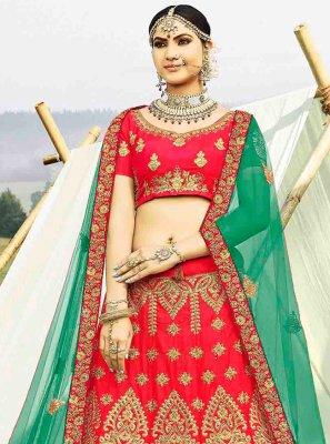 Pink Sangeet Bollywood Lehenga Choli