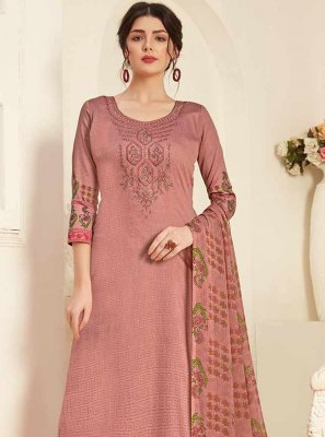 Print Cotton Bollywood Salwar Kameez