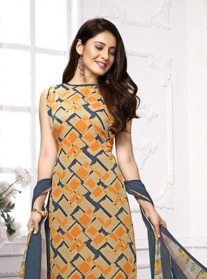 Print Designer Salwar Suit