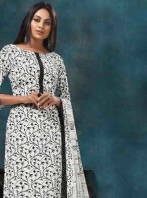 Print Festival Salwar Suit