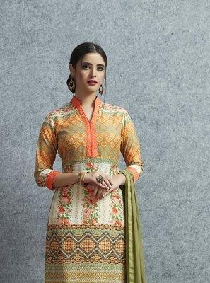 Print Salwar Suit