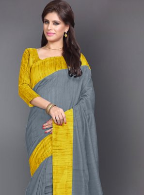 Printed Casual Classic Saree
