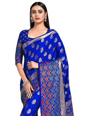 Printed Festival Designer Traditional Saree