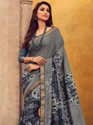 Printed Georgette Bollywood Saree