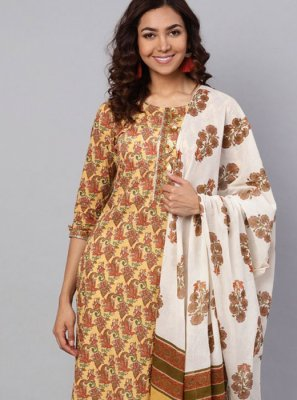 Printed Party Designer Salwar Kameez