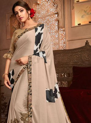 Printed Party Printed Saree