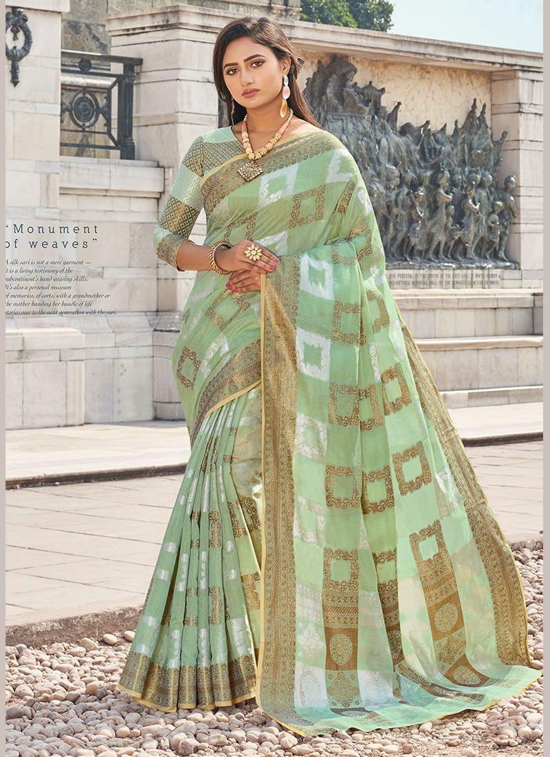 Printed Trendy Saree